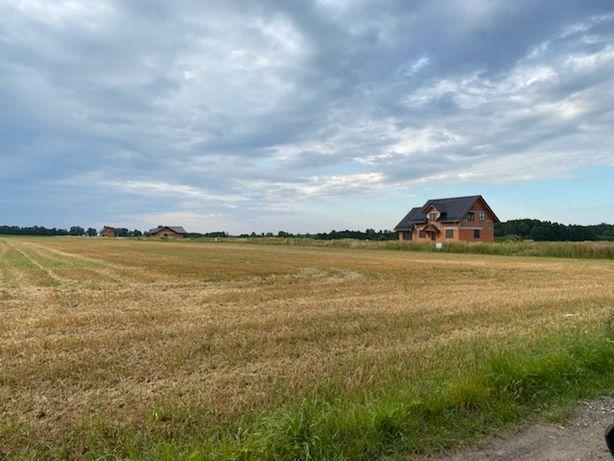 Duża atrakcyjna działka 1.5ha Kały gmina Murów.