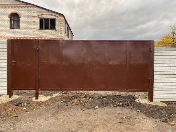 Продам 4х метровые ворота