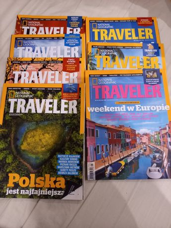 National Geographic traveler 2015
