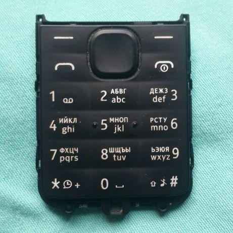 Nokia 105 (2013) клавиатура