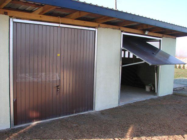 Brama garazowa na wymiar