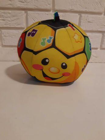 Zabawka edukacyjna interaktywny Fischer Price wesoła piłka