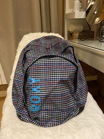 plecak szkolny trzykomorowy ROXY