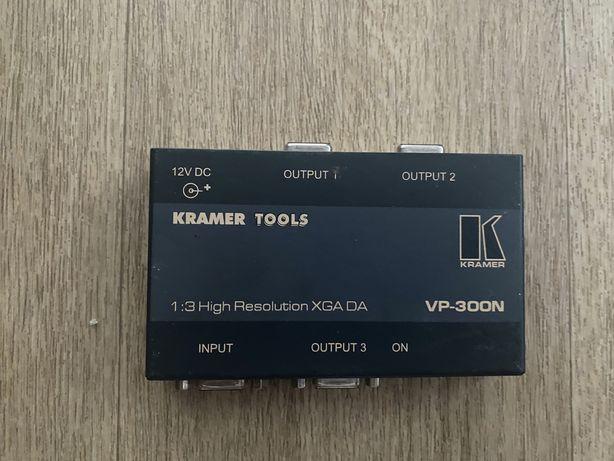 kramer tools vp-300n усилитель-распределитель
