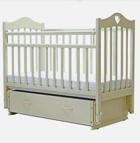 Кроватка -Диван из берёзы!