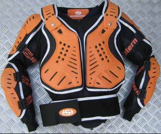 Colete Proteção Stern Motocross Enduro DH BTT Fox Peito Costas