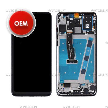 Ecrã LCD + Touch com Frame para Huawei P30 Lite (48Mpx) - Preto (OEM)