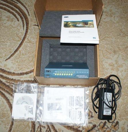 Cisco ASA5505 Security Plus license full pack 512 RAM