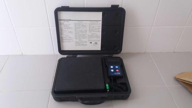 Vendo balança electrónica de pesagem de bilhas de fluídos