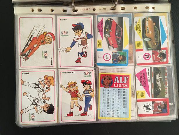 Colecção de Calendários de bolso dos anos 80 (mais de 170)