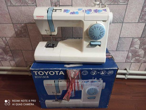 Швейная машина Toyota eco 15 CB