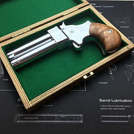 "Pistolet czarnoprochowy Derringer Great Gun  cal 45 4"""