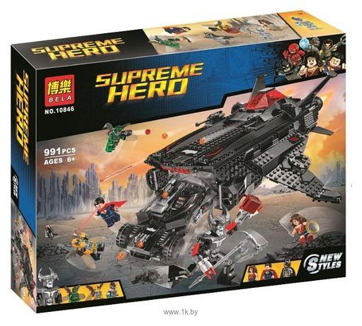Конструктор 10846 Super Heroes Лига Справедливости (Аналог Лего LEGO)