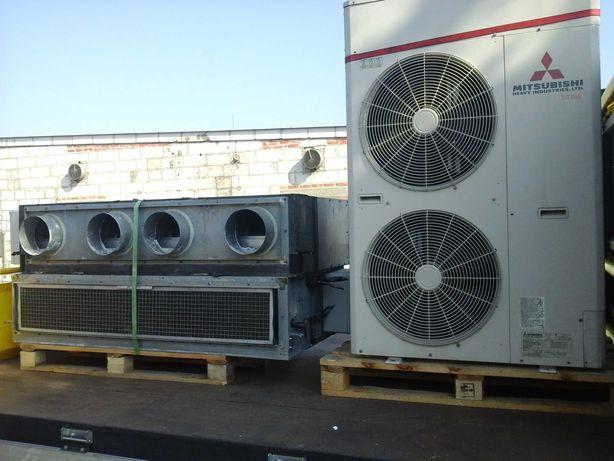 Klimatyzatory chłodnicze Mitsubishi  - 2 szt.