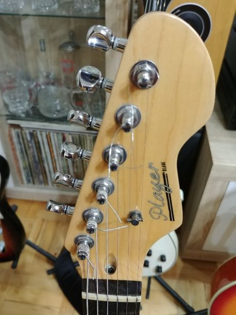 Gitara elektryczna Blade Player Series Stratocaster jak Fender