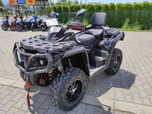 Квадроцикл ODES PATHCROSS 650 MAX ( BRP ) 2021