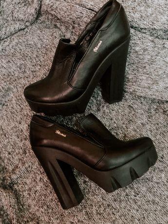 Туфли кожаные Ilona
