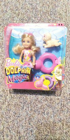"""Набор Барби – Челси с щенком из м/ф """"Barbie: Магия Дельфинов"""""""