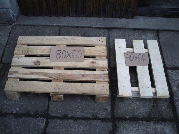 palety drewniane 120x80 pod przesyłki kurierskie ,owoce warzywa paleta