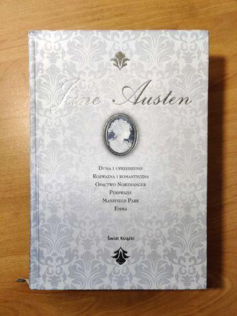 Dzieła zebrane / Jane Austen / Twarda