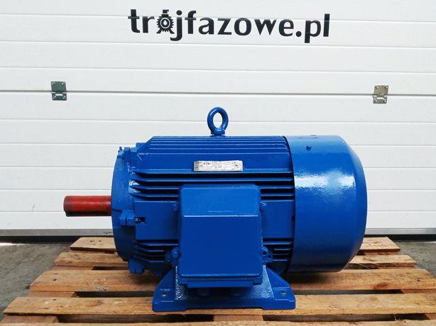 Silnik elektryczny dwubiegowy 36 / 7 kW 1400 / 700 obr ASEA MBT 225S