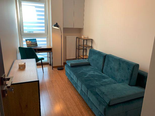Pokój w komfortowym mieszkaniu 3-pokojowym