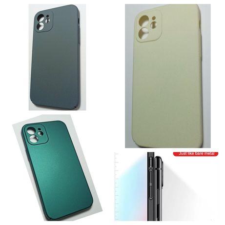 Capa Rigida Slim Areada P/ iPhone 12 -Nova-24h