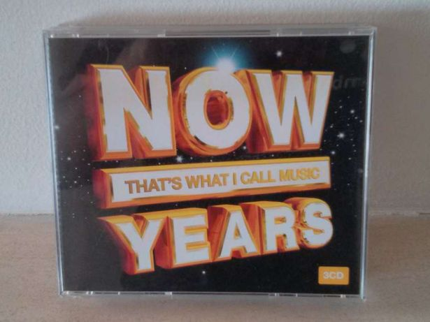 Cd Now That's What I Call Music! Years