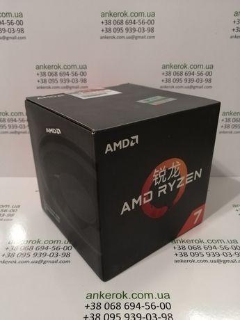 Процесор AMD Ryzen 7 2700 (YD2700BBAFCBX)