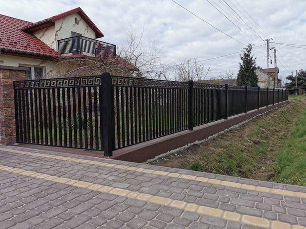 Produkcja ogrodzeń,bram,schodów,mebli ogrodowych,garaży blaszanych