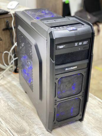Продам игровой системный блок i5/RAM8Gb/RX560 4Gb/SSD128Gb/HDD750Gb