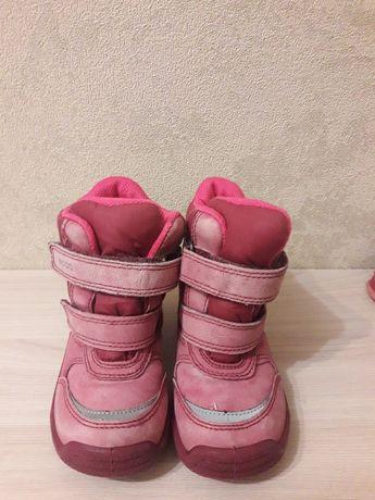 Ботинки Ecco, 22p., 13,5 см.