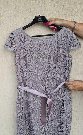 Koktajlowa sukienka - Christian Berg , rozmiar 46 - stan bdb+