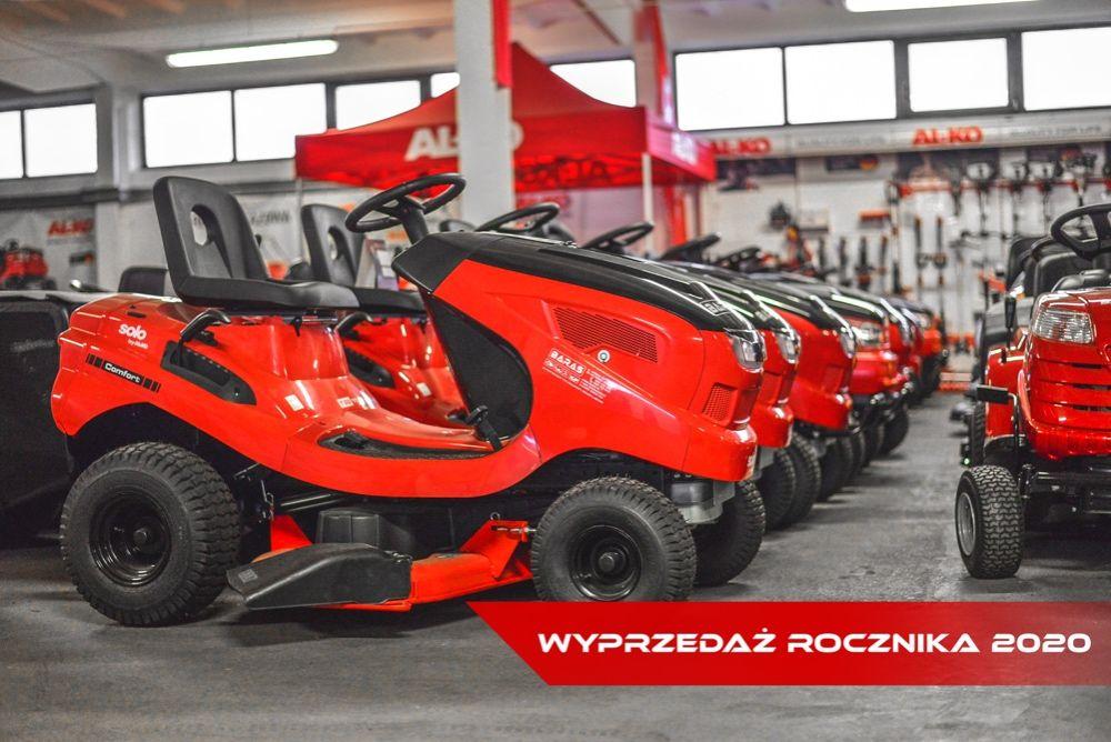 Traktorek kosiarka AL-KO wszystkie modele! Wyprzedaż! Świnice Warckie - image 1