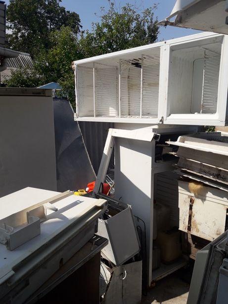 Холодильники=утилизация