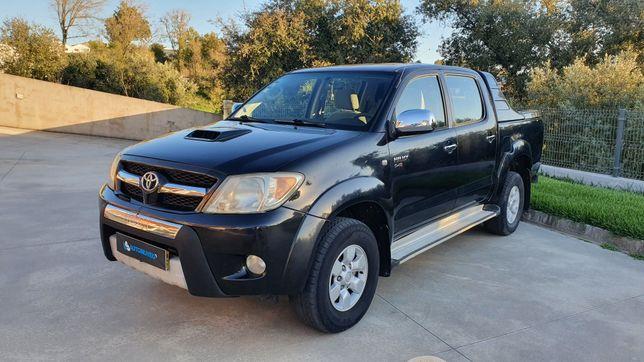 Toyota Hilux D4D 4x4