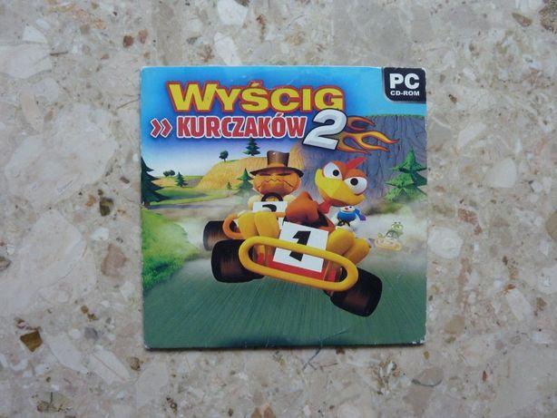 Gra PC Wyścigi Kurczaków 2