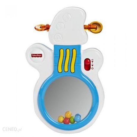 Muzyczna gitara/Fisher price /zabawka/interaktywna