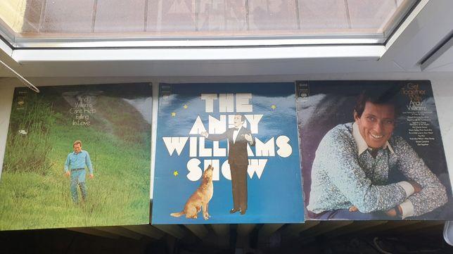 Andy Williams 3 płyty winylowe