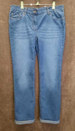 Женские летние джинсы, немецкий бренд Gerry Weber, большой рост
