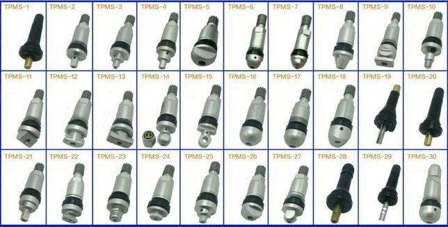 Вентиль, сосок датчика давления, нипель датчика давления шин