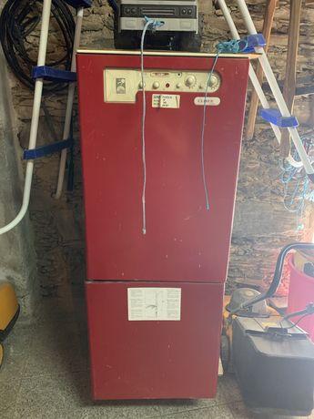 Máquina aquecimento gasóleo