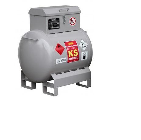 Zbiornik stalowy Cemo KS- mobil do benzyny 200l