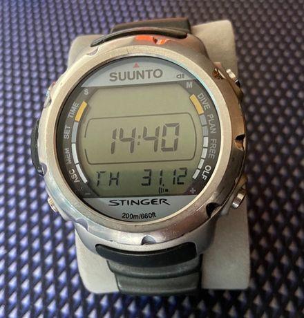 Suunto Stinger - Relógio e Computador de Mergulho