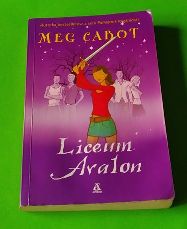 Liceum Avalon Meg Cabot