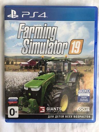 Farming Simulator 19 Симулятор фермера