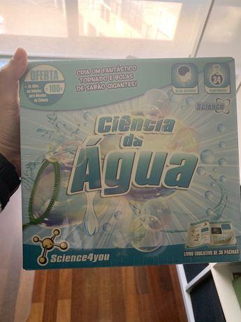 Ciencia da agua - science for you