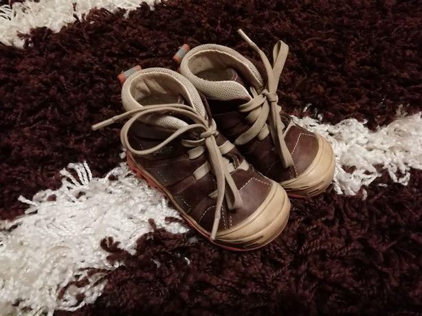 Skórzane buty Bartek