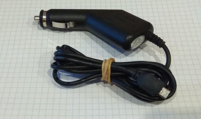Авто-зарядка micro USB