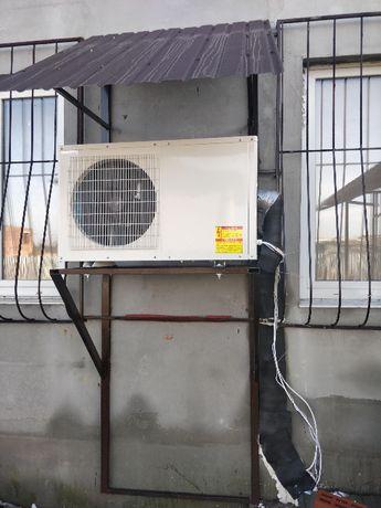 Тепловой насос воздух-вода Clitech/FOLANSI. Реальная экономия!